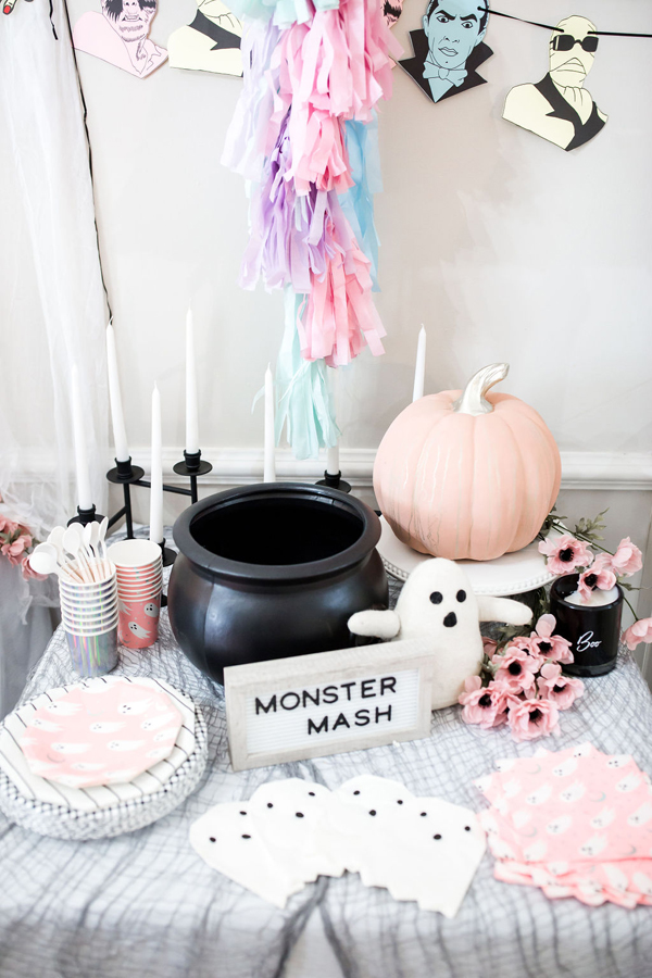 Monster Mash Party Decor