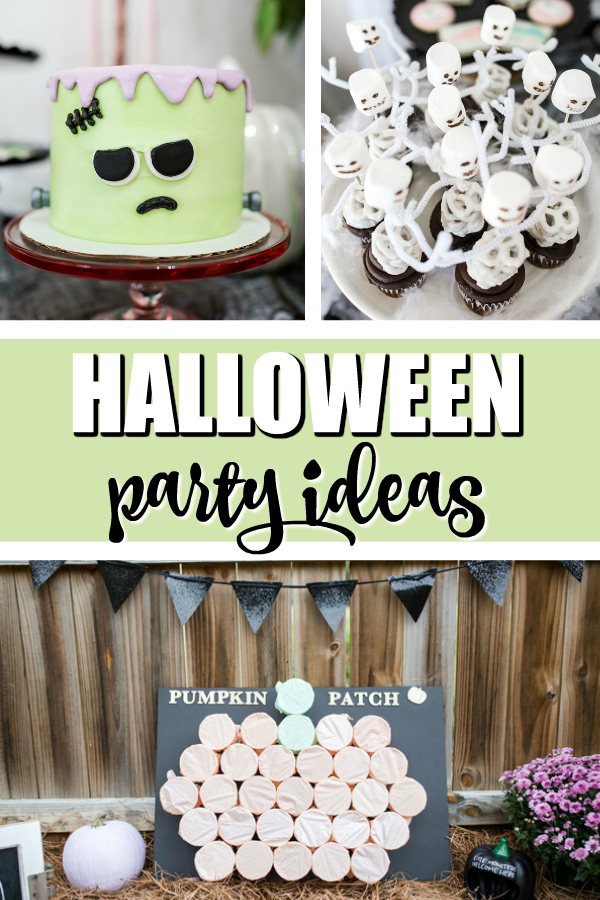 Monster Mash Halloween Party on Pretty My Party