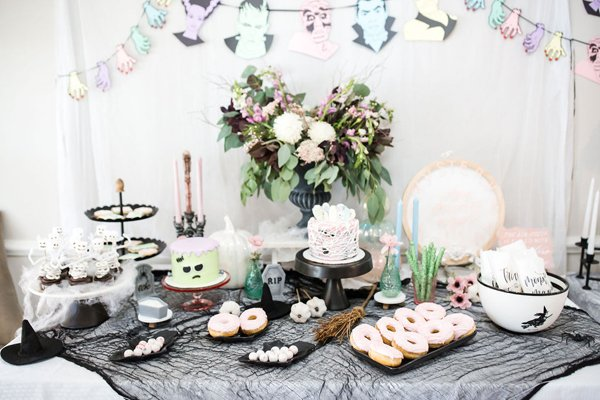 Monster Mash Halloween Party Decor