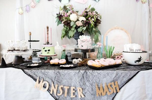 Monster Mash Banner