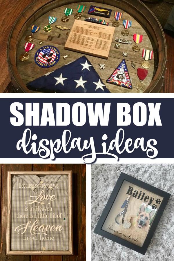 Shadow Box Ideas on Pretty My Party